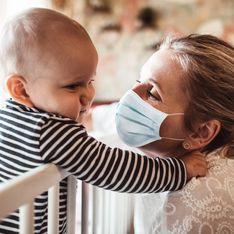 Le masque responsable d'un retard de langage chez les bébés ? Ces psys lancent l'alerte
