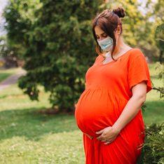 Je me devais d'être forte, pour mon bébé : témoignage d'une future maman atteinte de la Covid pendant sa grossesse