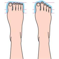 Piede egizio: caratteristiche, personalità e tipo di scarpa