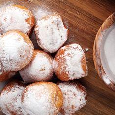 Luftige Quarkbällchen wie vom Bäcker: Einfaches Rezept