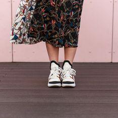 Bon plan chaussures : vente flash sur les baskets La Redoute