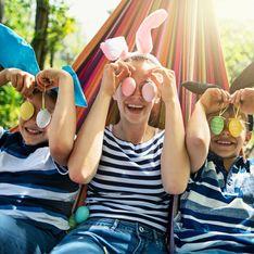 Week-end de Pâques : comment organiser une chasse aux œufs originale pour ses enfants ?