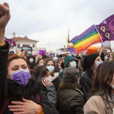 La France solidaire des femmes turques après l'abandon de la Convention d'Istanbul