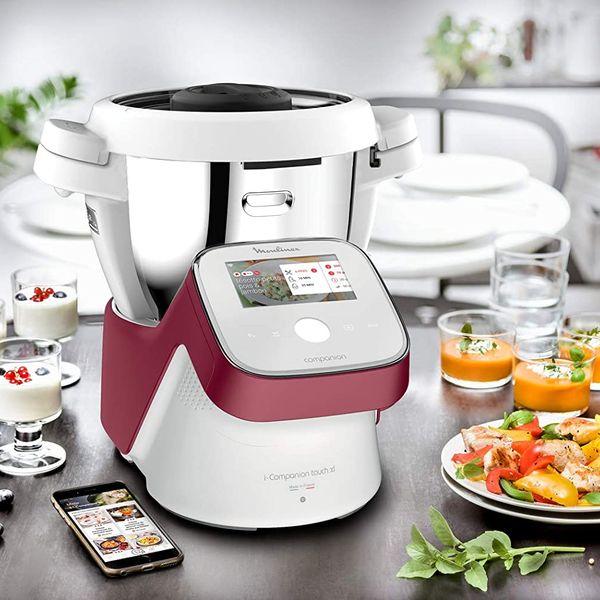 Bon plan Companion Moulinex : -200€ sur le robot cuisine multifonctions Companion Touch