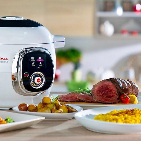 Bon plan Cookeo+ : -40€ sur le robot multicuiseur intelligent YY4407F