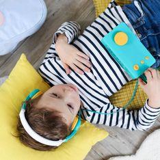 Besoin d'un peu de calme ? Lunii, StoriKid, Yoto... Quel conteur d'histoires choisir pour mon enfant ?