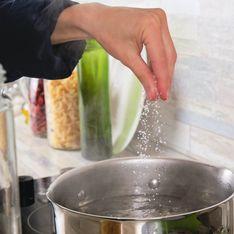 Est-ce vraiment utile de saler l'eau des pâtes ?