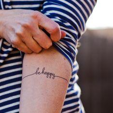 Frasi da tatuare con significato profondo: tante idee a cui ispirarsi!