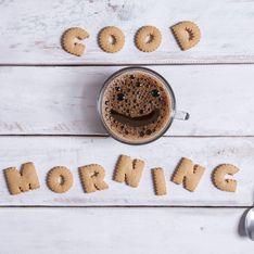 Frasi buongiorno dolci: le più belle da dedicare per iniziare al meglio la giornata