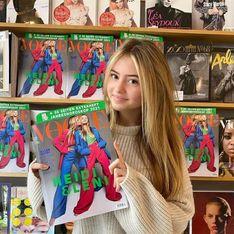 Leni Klum (16): Zu freizügig? Für dieses Bild erntet sie Kritik