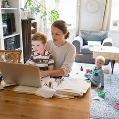 Mère de deux enfants en bas âge, son entreprise lui refuse le chômage partiel et lui conseille de travailler la nuit