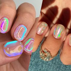 Découvrez les aurora nails, cette manucure hypnotisante qui cartonne sur Instagram !