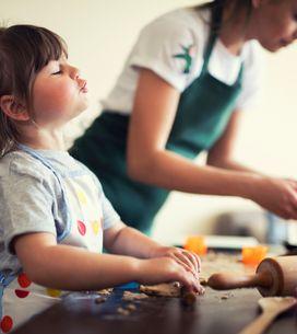 4 idées pour occuper les enfants en cuisine !