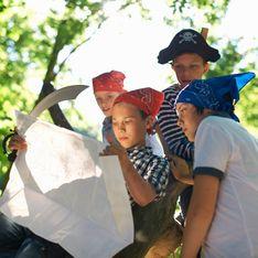 6 chasses au trésor à thème pour enfants
