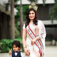 Soupçonnée d'être divorcée, la nouvelle Miss Sri Lanka se fait arracher sa couronne en direct