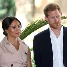 Prinz Harry und Herzogin Meghan: Neun Polizeieinsätze in neun Monaten