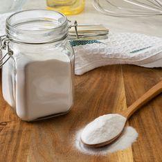 19 usi efficaci del bicarbonato di sodio: per la casa e per la persona