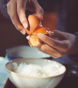 La méthode pour toujours casser impeccablement un œuf !