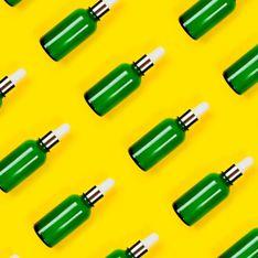 Chlorophyll-Wasser gegen Pickel? Was steckt hinter dem TikTok-Trend?