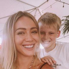 Hilary Duff explique pourquoi son fils de 9 ans a assisté à son accouchement