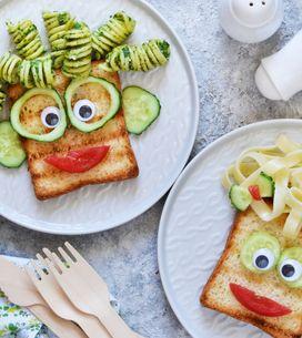 5 recettes pour jouer avec la nourriture