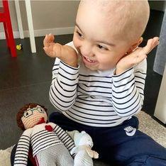 """""""C'est très touchant pour les familles car elles sont souvent seules : des poupées crochetées pour les enfants atteints de handicap"""