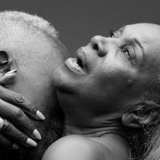 Cette campagne montre la sexualité des personnes âgées et le résultat est sublime