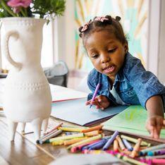 12 astuces de parents pour ne plus être encombré par les (superbes) oeuvres d'art de vos enfants !