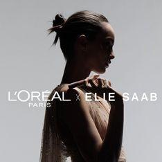 Découvrez enfin la sublime collection L'Oréal Paris x Elie Saab