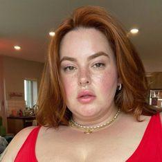 """""""Je suis le résultat d'une culture qui fait de la minceur une valeur"""" : la mannequin Tess Holliday confie être anorexique"""