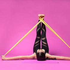 Esercizi con elastici: i più efficaci da eseguire anche a casa