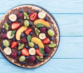 La pizza sucrée : une tendance délicieusement gourmande