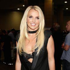 Britney Spears nous donne envie de craquer pour la coloration rose gold
