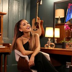 Ariana Grande s'est mariée en secret, voici sa bague ultra-originale