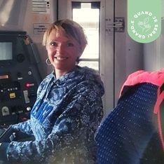 « Je n'ai pas besoin de la force d'un homme pour conduire un train » : conductrice de TER, elle raconte son métier