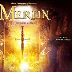 Merlin, la légende musicale : 3 raisons d'aller voir ce spectacle magique