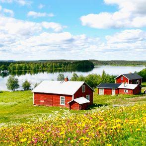 Mittsommer: So feiert ihr die Sommersonnenwende wie in Schweden
