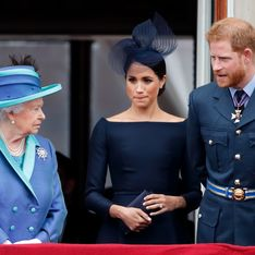 Harry & Meghan: Queen soll unglücklich wegen Lilibet Diana sein