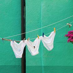 Des milliers de bactéries vivent dans vos culottes propres, voici quand les jeter