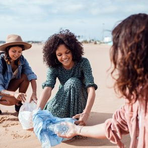 Clarins s'engage contre la pollution plastique des océans, et on peut participer !