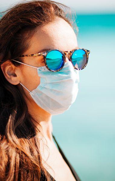 Sinkende Infektionszahlen: Kommt jetzt das Ende der Maskenpflicht?