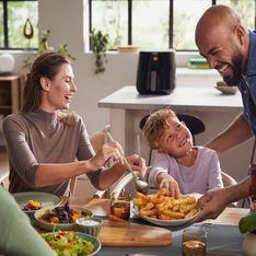 Bon plan sur la friteuse sans huile Airfryer de Philips ! Une idée pour la Fête des Pères...