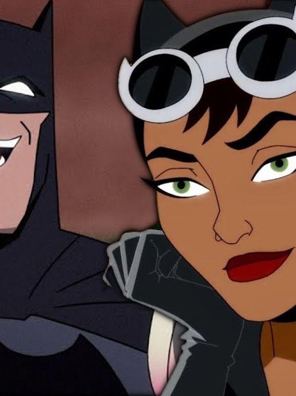 Un cunnilingus entre Batman et Catwoman censuré car