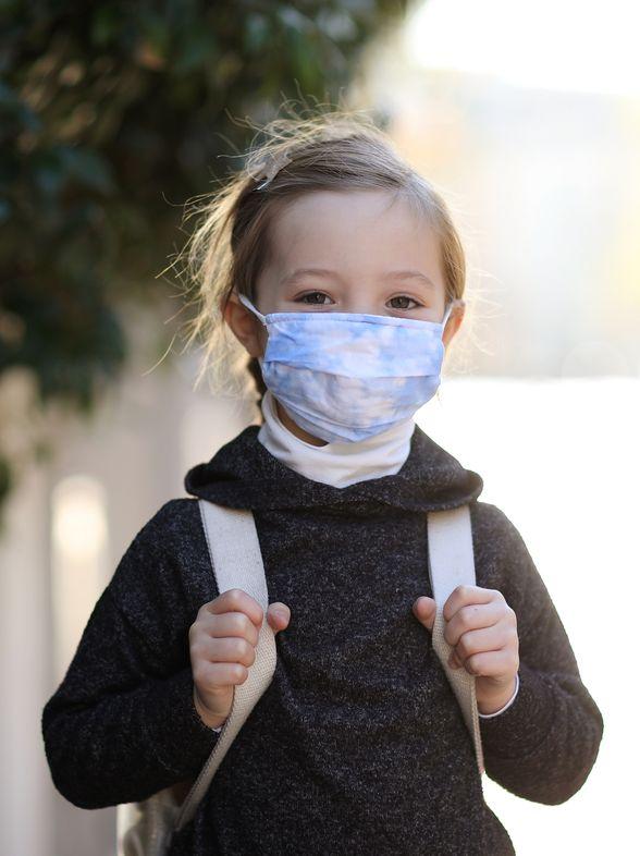 Les pédiatres demandent l'arrêt du port du masque à l'école pour les plus jeunes