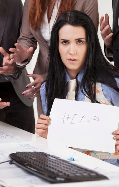 Il mobbing: cosa vuol dire e come capire se ne sei vittima