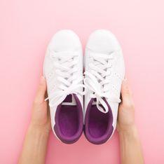 Einfach genial! Mit DIESEM Produkt strahlen deine Schuhe wie neu
