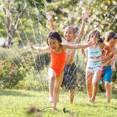 Il fait si chaud ! 9 idées de jeux d'eau amusants pour les petits comme pour les grands