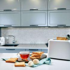 Soldes cafetières, grille pains, bouilloires... tout pour le petit déjeuner !