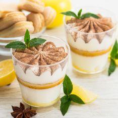 Erfrischendes Zitronen-Tiramisu: So schmeckt der Sommer