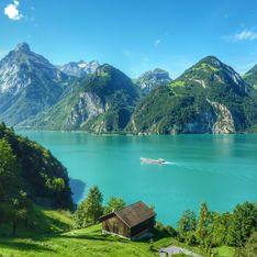 Laut Instagram: Das sind die zehn beliebtesten Seen der Schweiz